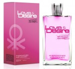DAMSKIE PERFUMY Z FEROMONAMI LOVE & DESIRE 50ML