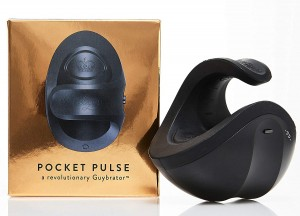 MASTURBATOR POCKET PULSE HOT OCTOPUSS - 2 SILNIKI USB