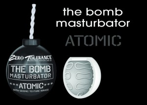 BOMBOWY MASTURBATOR THE ATOMIC BOMB ZERO TOLERANCE